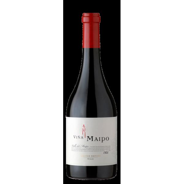 Вино Limited Edition Syrah Vina Maipo 2011 0.75 л