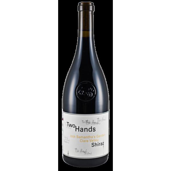 Вино Samantha's Garden Two Hands 2012 0.75 л