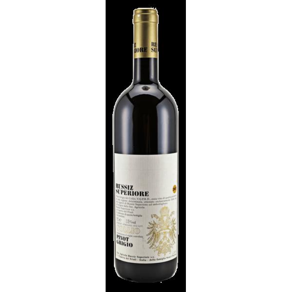 Вино Collio Pinot Grigio Russiz Superiore 2018