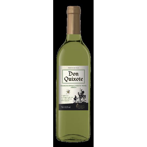 Вино Don Quixote White medium sweet Felix Solis 0.75 л