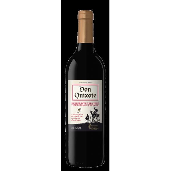Вино Don Quixote Red medium sweet Felix Solis 0.75 л