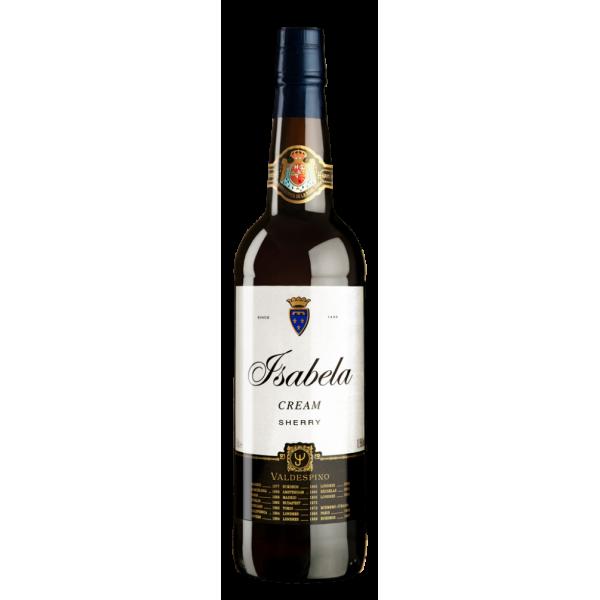 Херес Valdespino Cream Isabela 0.75 л