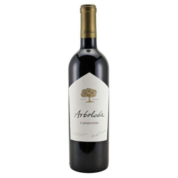 Вино Carmenere Vina Arboleda 2012 0.75 л