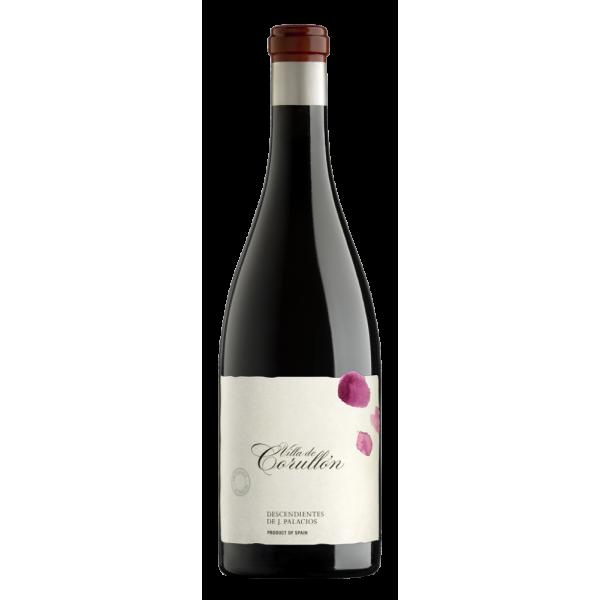 Вино Villa de Corullon Descendientes de Jose Palacios 2012 0.75 л