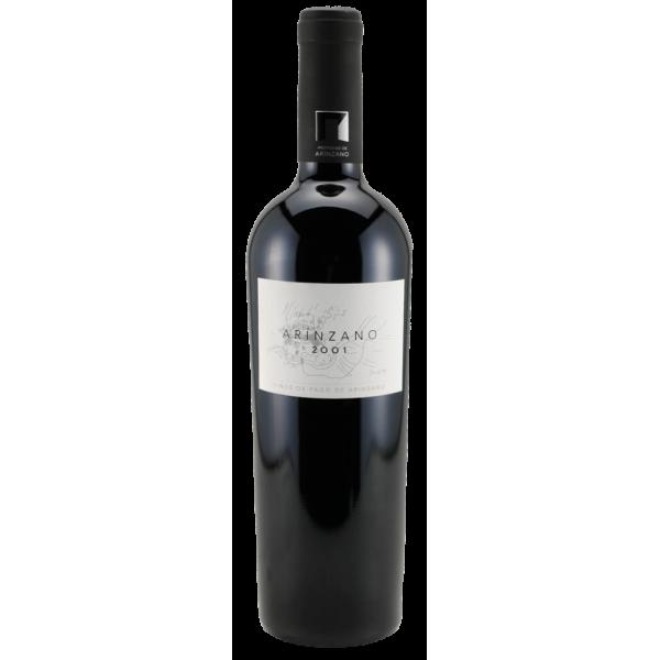 Вино Arinzano Bodegas Chivite 2001 0.75 л