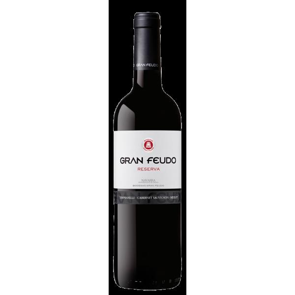 Вино Gran Feudo Reserva Bodegas Chivite 2008 0.75 л