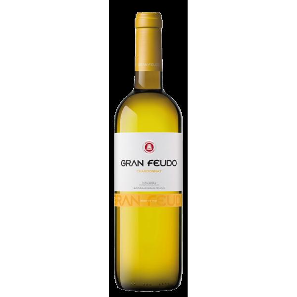 Вино Gran Feudo Chardonnay Bodegas Chivite 2016 0.75 л