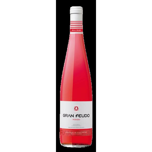 Вино Gran Feudo Rosado Bodegas Chivite 2014 0.75 л