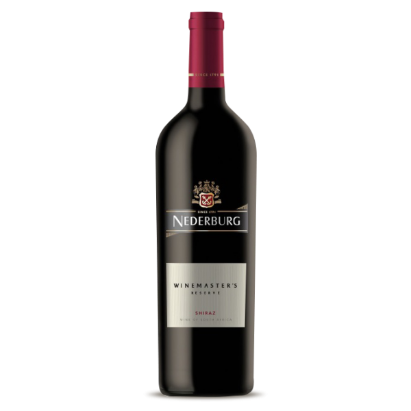 Вино Shiraz Winemaster's Reserve Distell 2013 0.75 л