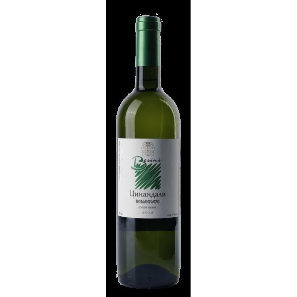 Вино Tsinandali Besini 2013 0.75 л