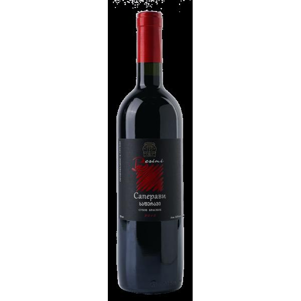 Вино Saperavi Besini'14 2014 0.75 л