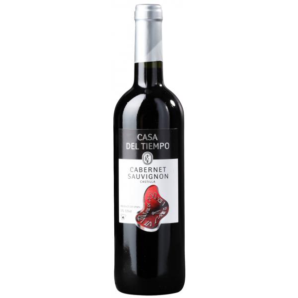 Вино Cabernet Sauvignon Castilla Casa del Tiempo 2010 0.75 л