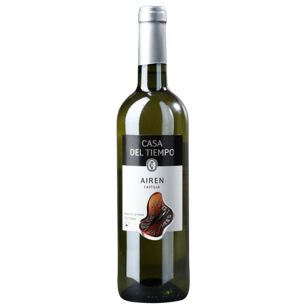 Вино Airen Castilla Casa del Tiempo 2010 0.75 л