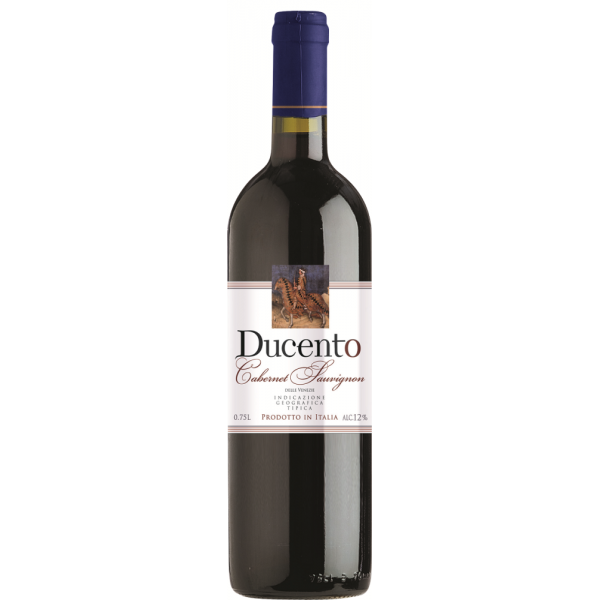 Вино Ducento Cabernet Sauvignon 2013 0.75 л