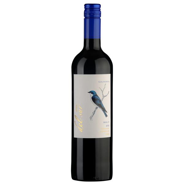 Вино Aves Del Sur Merlot Maule Valley 2013 0.75 л