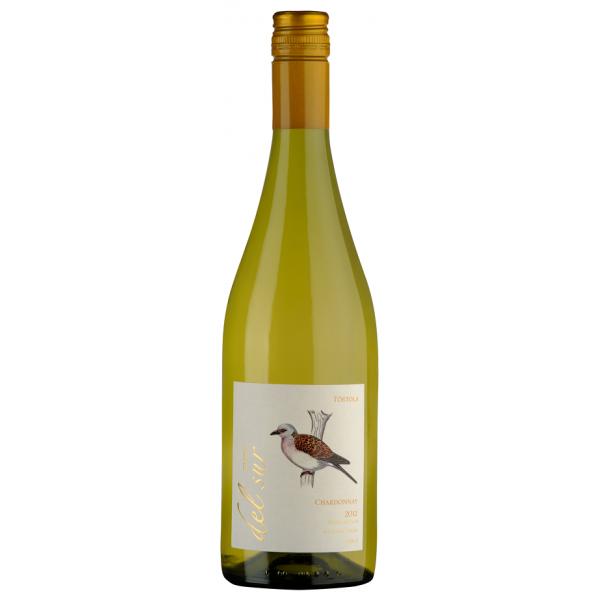 Вино Aves Del Sur Chardonnay Blanc Maule Valley 2016 0.75 л