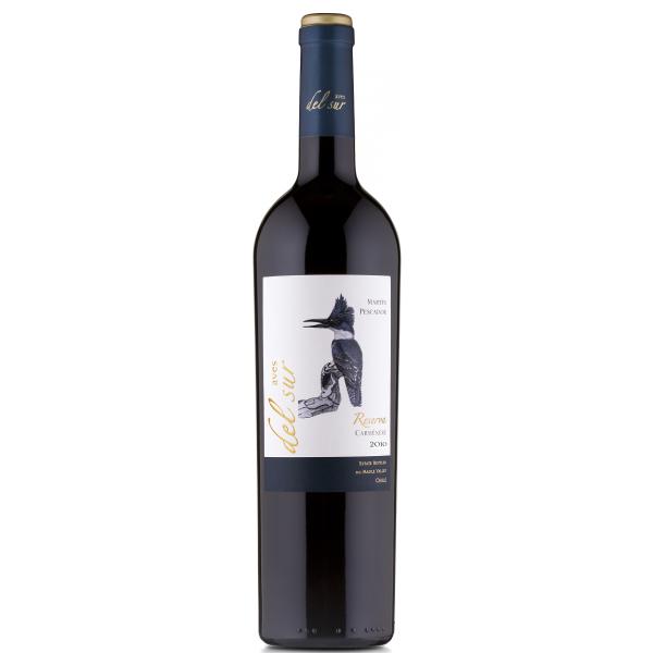 Вино Aves del Sur Carmenere Reserva Maule 2008 0.75 л