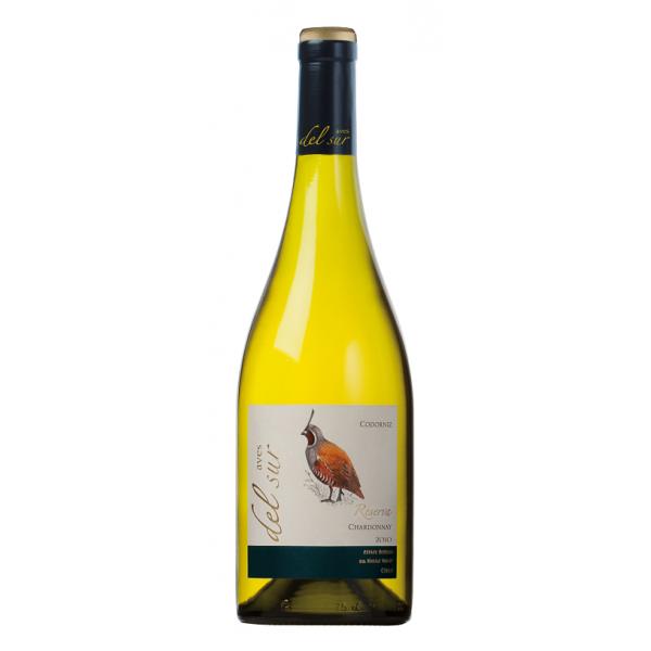Вино Aves del Sur Chardonnay Reserva Maule Valley 2015 0.75 л