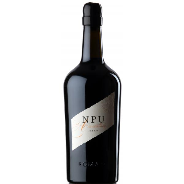 Херес Jerez Amontillado NPU Special Reserves 0.75 л