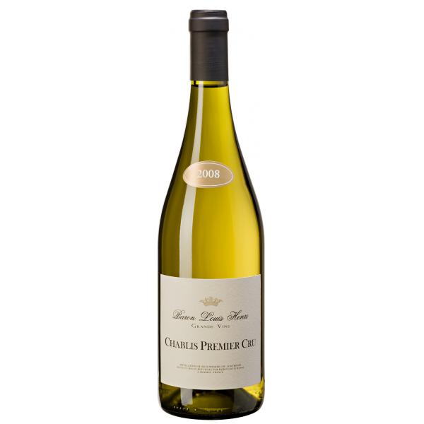 Вино Chablis Premier Cru Baron Louis Henri 0.75 л
