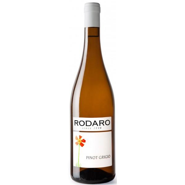 Вино Pinot Grigio Colli Orientali del Friuli Rodaro 2016 0.75 л