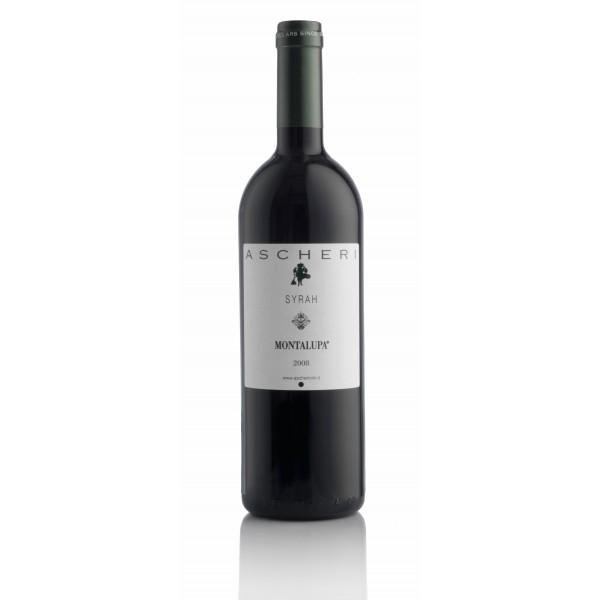 Вино Syrah Montalupa Rosso Langhe Ascheri 0.75 л