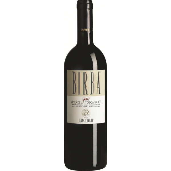 Вино Birba La Gerla 2001 0.75 л