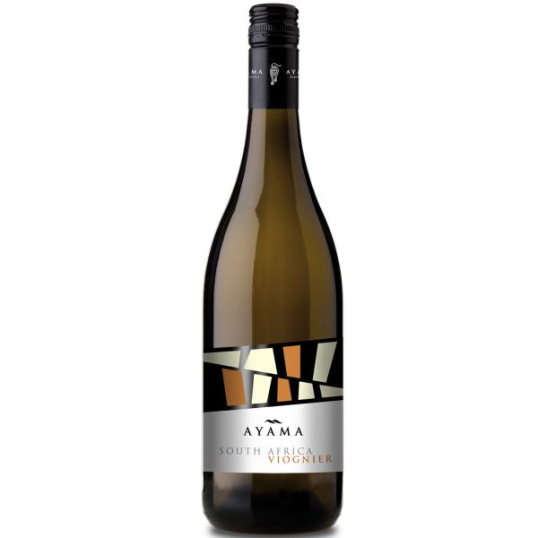 Вино Viognier Paarl Ayama 2010 0.75 л