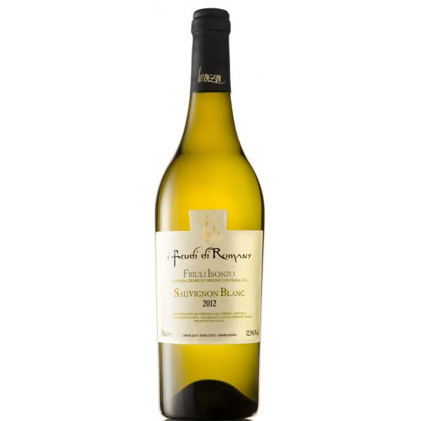 Вино Sauvignon Feudi di Romans Sauvignon 2011 0.75 л