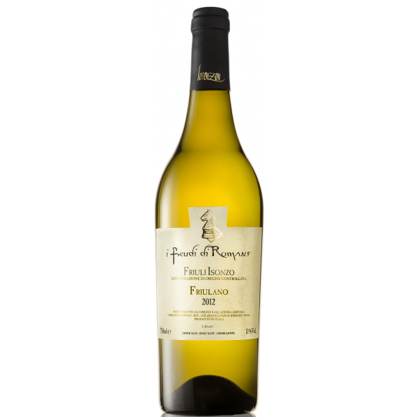 Вино Friulano I Feudi di Romans 2011 0.75 л
