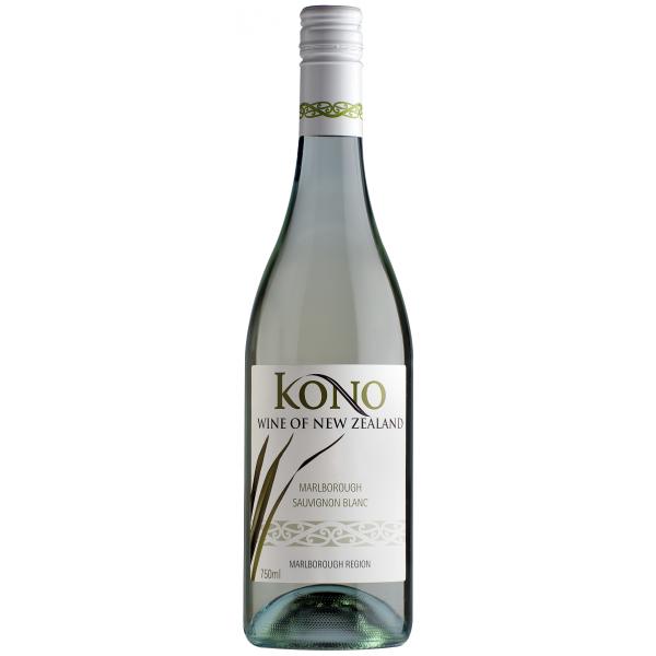 Вино Sauvignon Blanc Marlborough Kono 2012 0.75 л