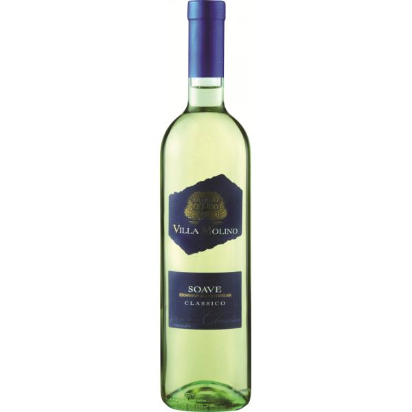Вино Soave Classico Villa Molino 2017 0.75 л