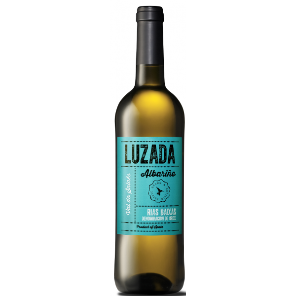 Вино Albariono Rias Baixas Luzada 2013 0.75 л