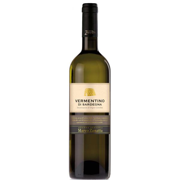 Vigneti Zanatta Vermentino di Sardegna Вино