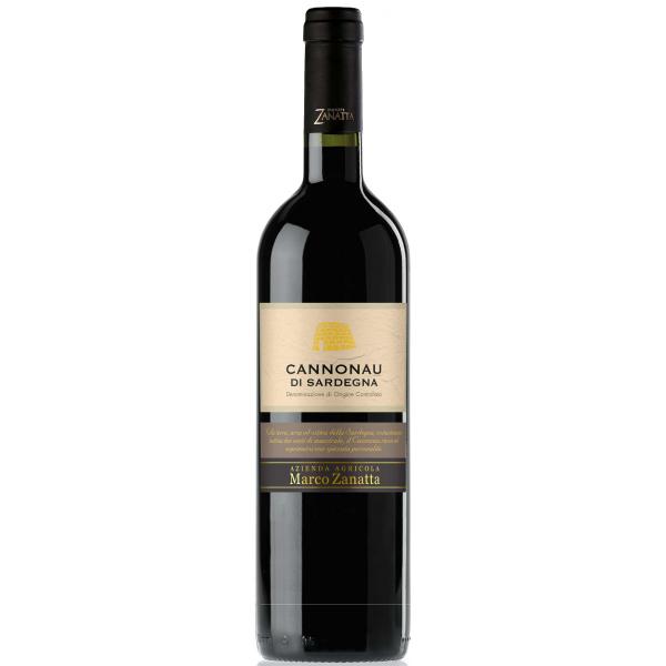 Вино Cannonau Di Sardegna Marco Zanatta 2012 0.75 л