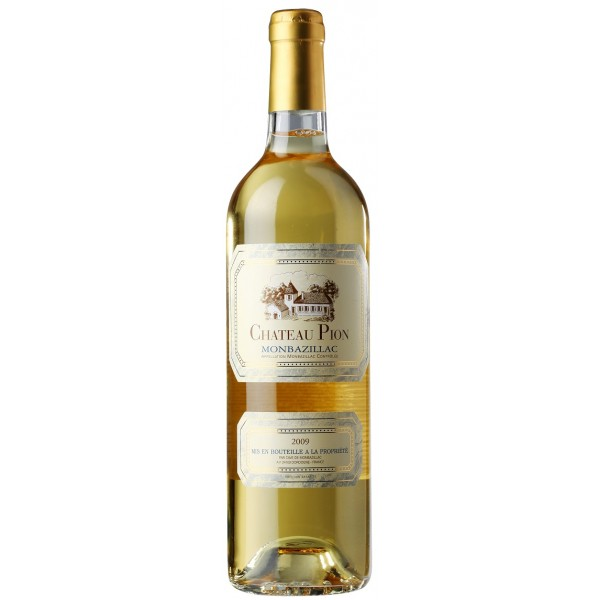 Вино Chateau Pion Monbazillac 2014 0.75 л