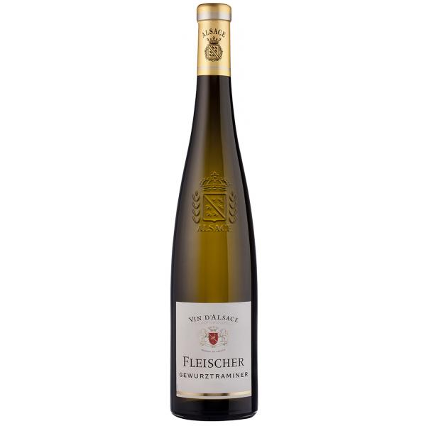 Вино Gewurtztraminer Fleischer 2013 0.75 л