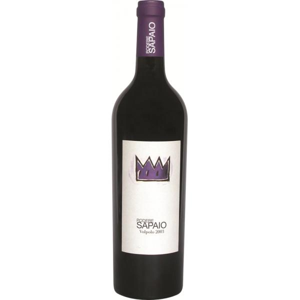 Вино Volpolo Bolgheri Sapaio 2011 0.75 л