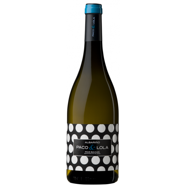 Вино Albariono Rias Baixas Paco Lola