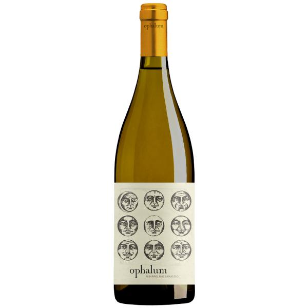 Вино Albariono Rias Baixas Ophalum 2015 0.75 л