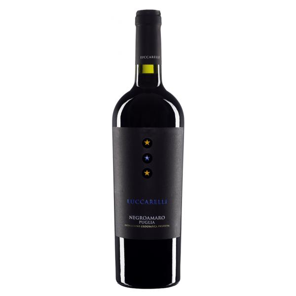 Negroamaro Puglia Luccarelli IGP Вино