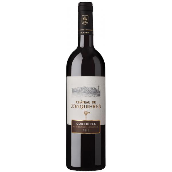 Вино Corbieres Chateau de Jonquieres 2012 0.75 л
