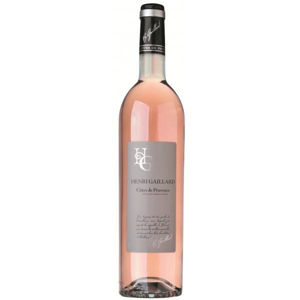 Вино Cotes de Provence Henri Gaillard Rose