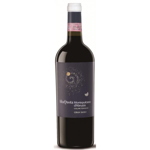 Вино Montepulciano d'Abruzzo Colline Teramane Alta Quota 2009 0.75 л
