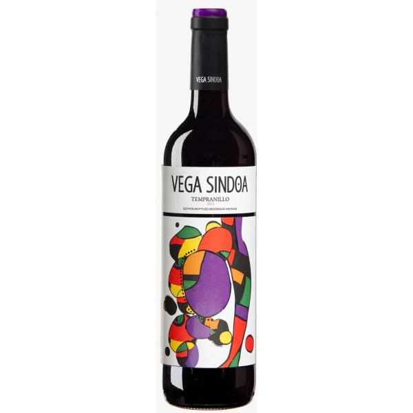 Вино Tempranillo Navarra Vega Sindoa Nekeas 2017 0.75 л