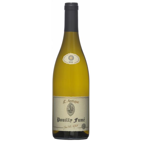Вино Pouilly Fumme L`Antique Jean Paul Mollet 2013 0.75 л