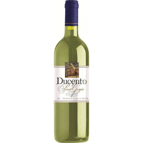 Вино Ducento Pinot Grigio delle Venezie 2013 1.5 л