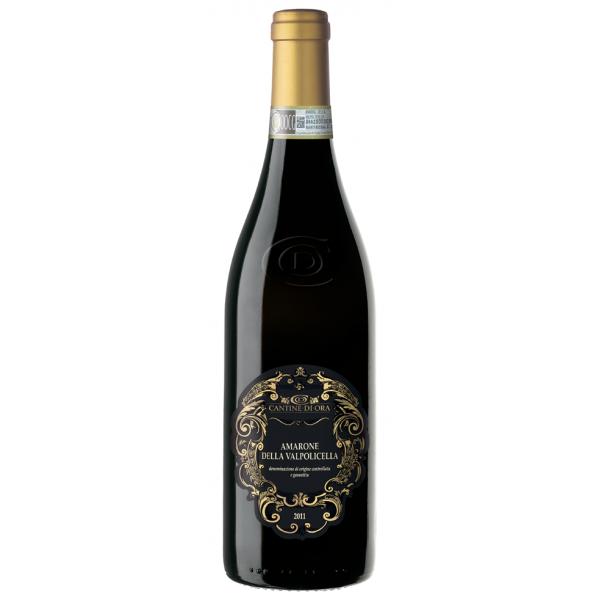 Вино Amarone della Valpolicella Cantine Di Ora 2015 0.75 л
