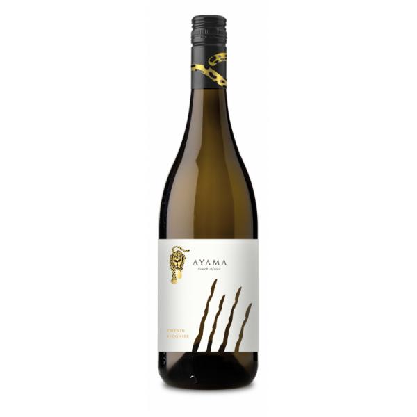 Вино Chenin Blanc Viognier Ayama 2010 0.75 л