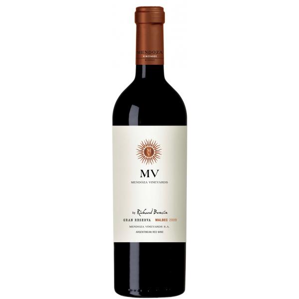 Вино Malbec Gran Reserva Mendoza Vineyards 0.75 л